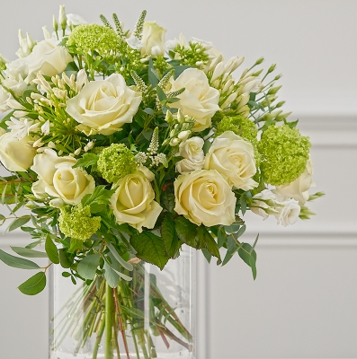 Florist's Choice Bouquet in Vase