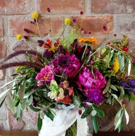 BRIGHT Florist's Choice Bouquet